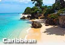 Flights to Caribbean