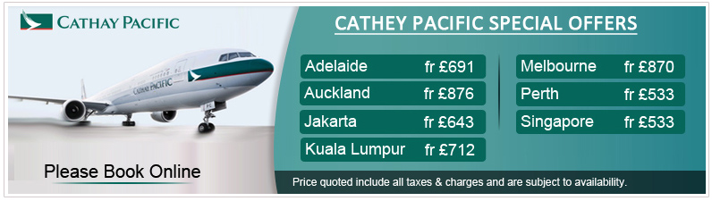 Cathey Pacific