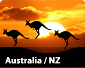 Flights to Australia / Newzeland