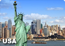 Flights to USA